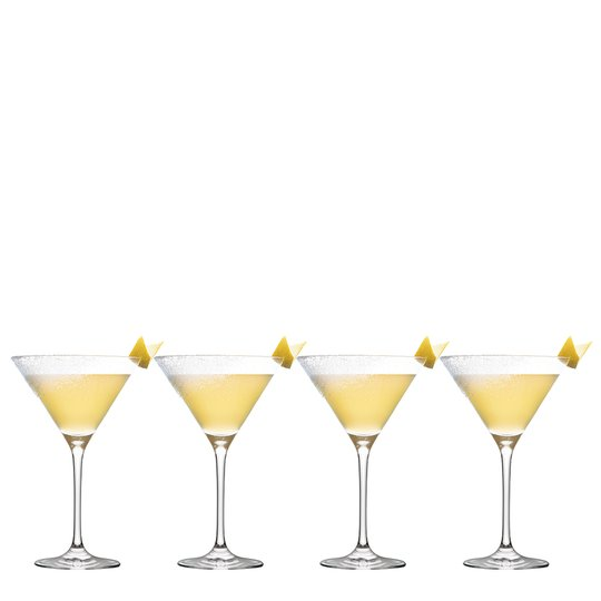 Table Top Stories - Bar Martiniglas 22 cl 4-pack