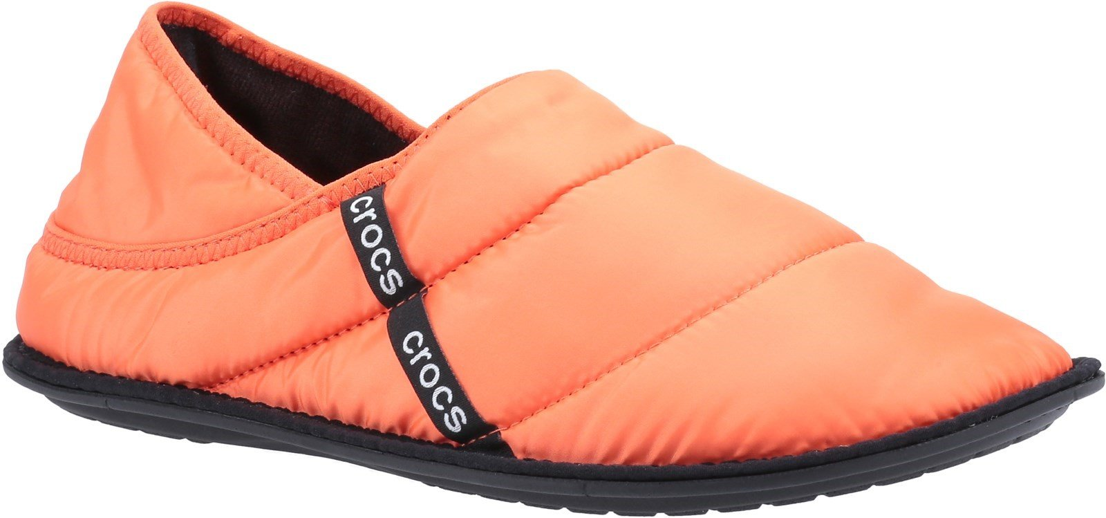 Crocs Unisex Neo Puff Slipper Various Colours 31449 - Orange 3