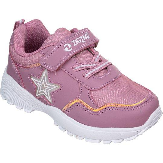 ZigZag Alsnew Blinkande Sneaker, Lilas, 25