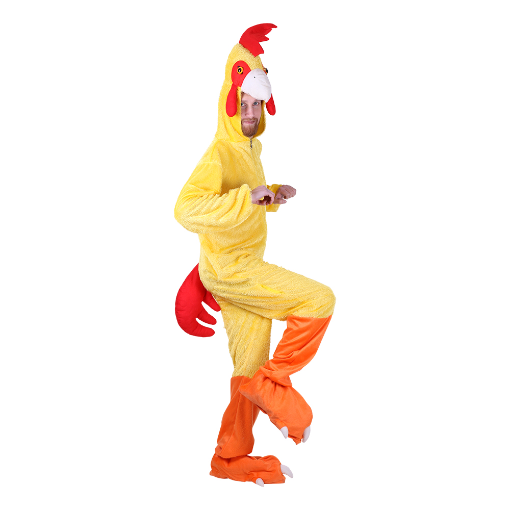 Kyckling Budget Maskeraddräkt - One size