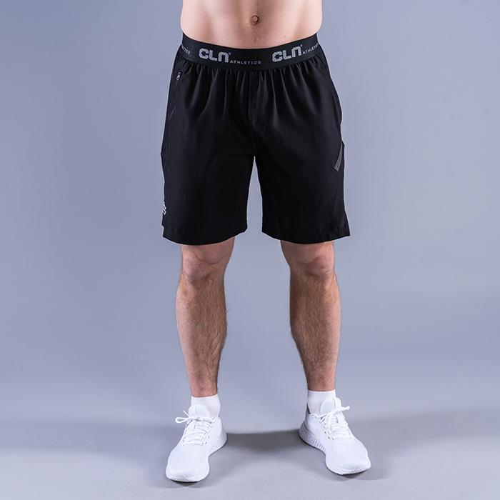 CLN Injection Shorts, Black