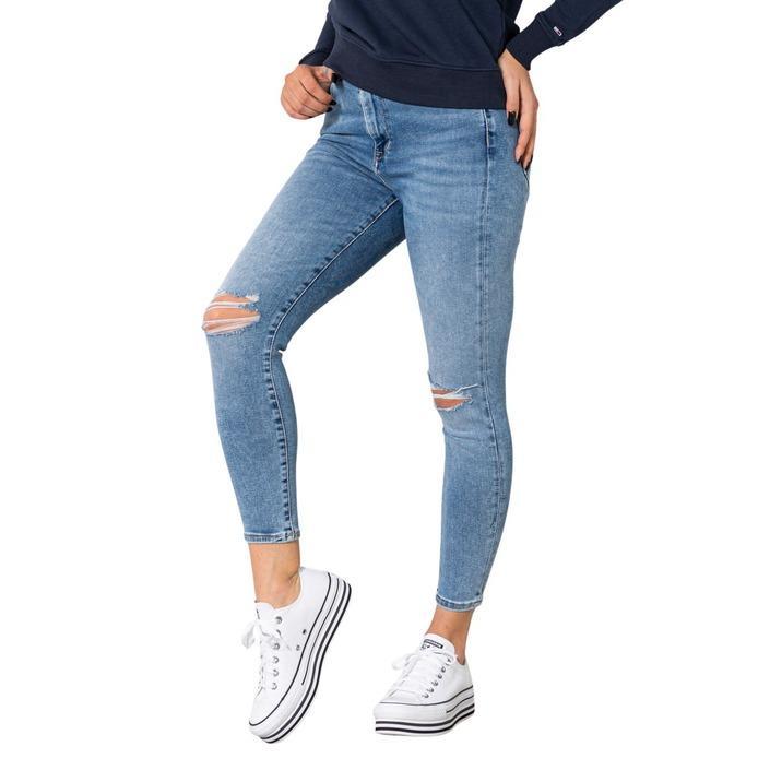 Tommy Hilfiger Jeans Women's Jeans Blue 254600 - blue W27_L30