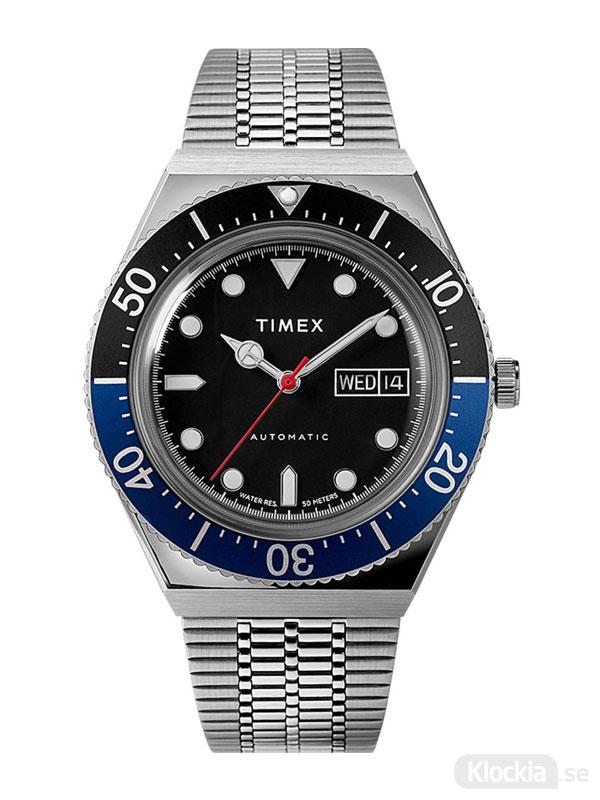 TIMEX Q Reissue Automatic TW2U29500