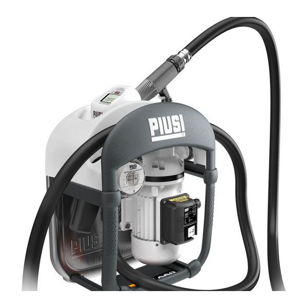 Piusi F00101440 SUZZARABLUE 3 PRO 230/50 K24/A60 Pumppusarja AdBluen siirtämiseksi IBC-säiliöstä