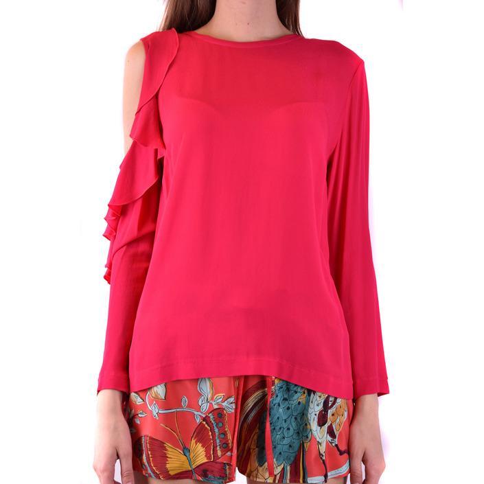 Pinko Women's Top Red 192847 - red 42