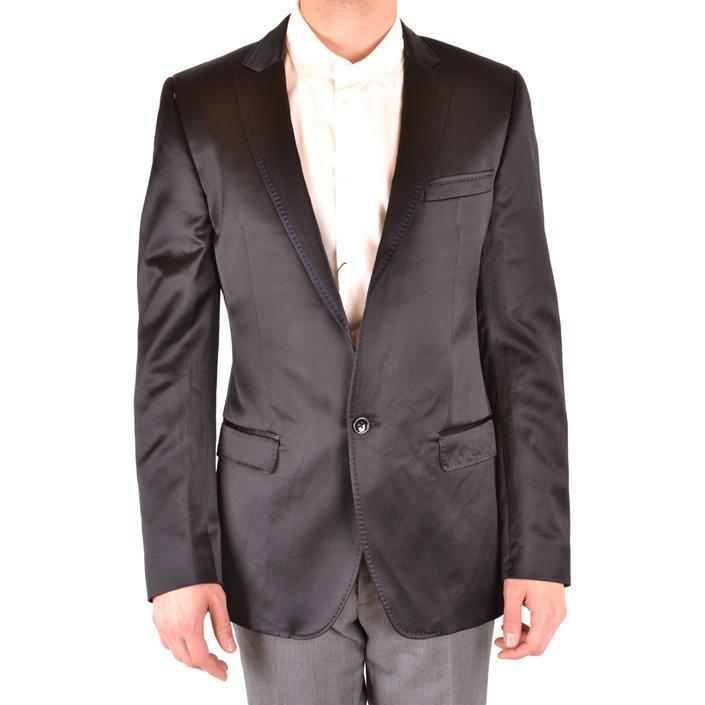 Dolce & Gabbana Men's Blazer Black 167607 - black 48