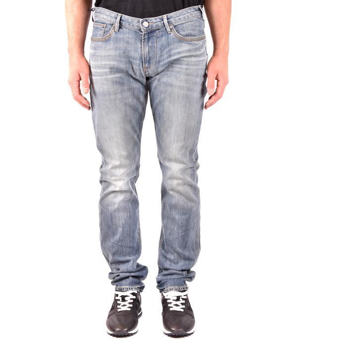 Armani Jeans Men's Jeans Blue 181939 - blue 33