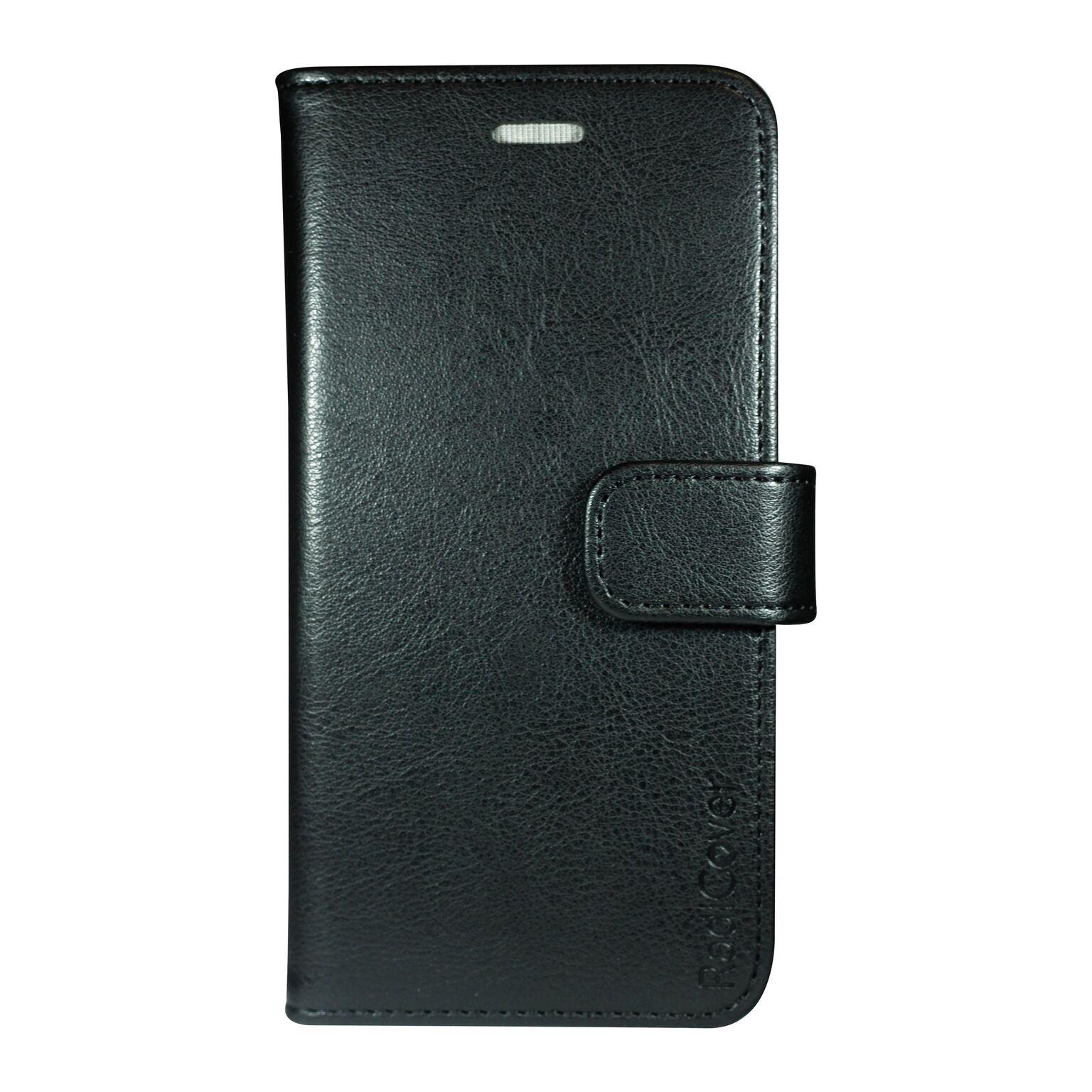 "RadiCover - Flipside ""Fashion"" Stand Function - iPhone 6/7/8/SE - Black"