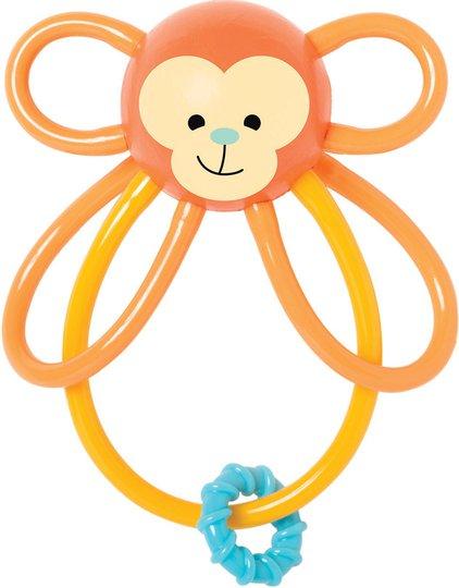 Manhattan Toy Zoo Winkel Aktivitetsleke Monkey
