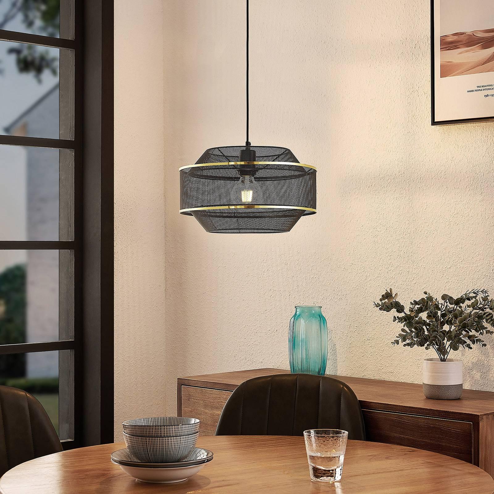 Lindby Dionta -riippuvalaisin 1-lamppuinen