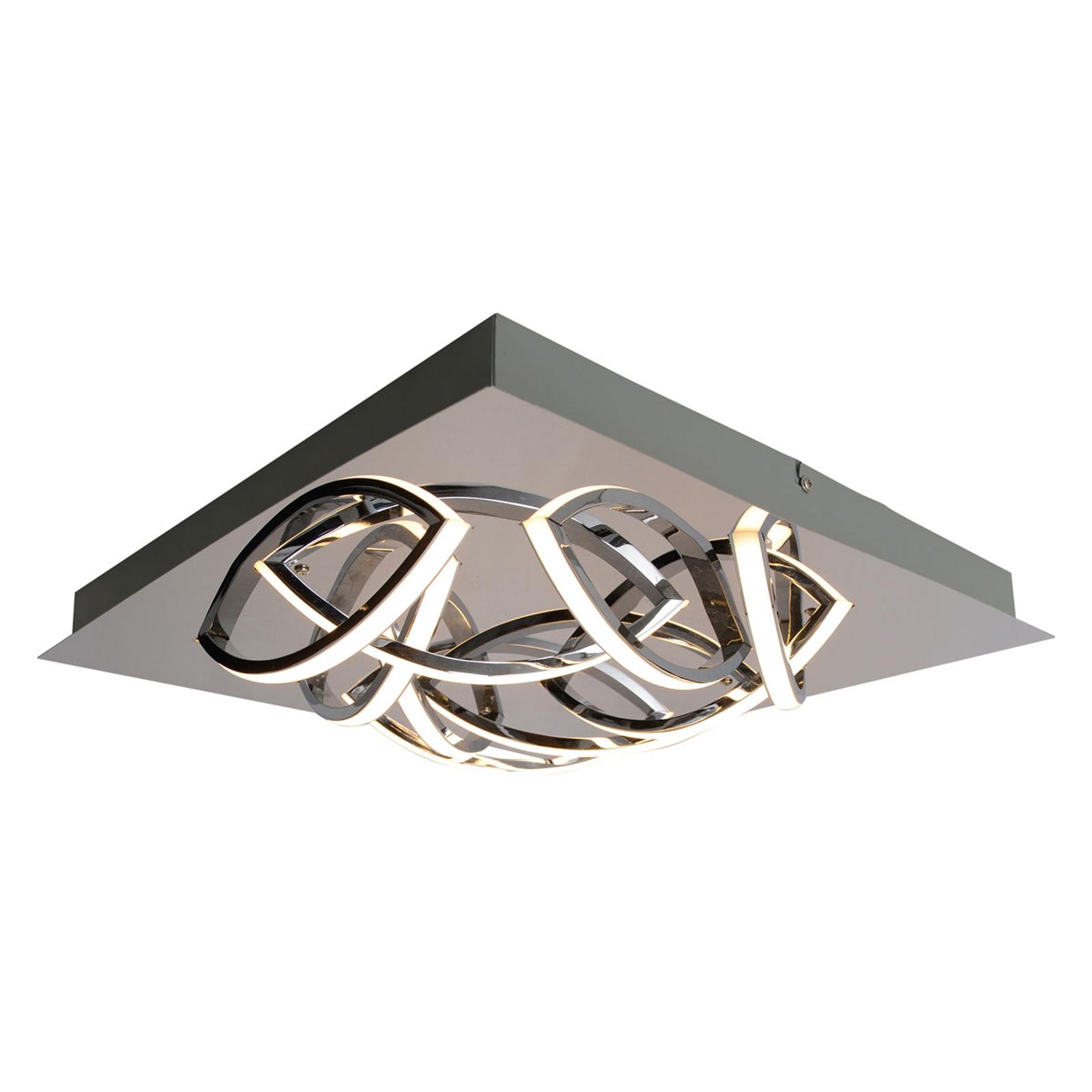 LED-kattovalaisin Manchester 9 lamppua