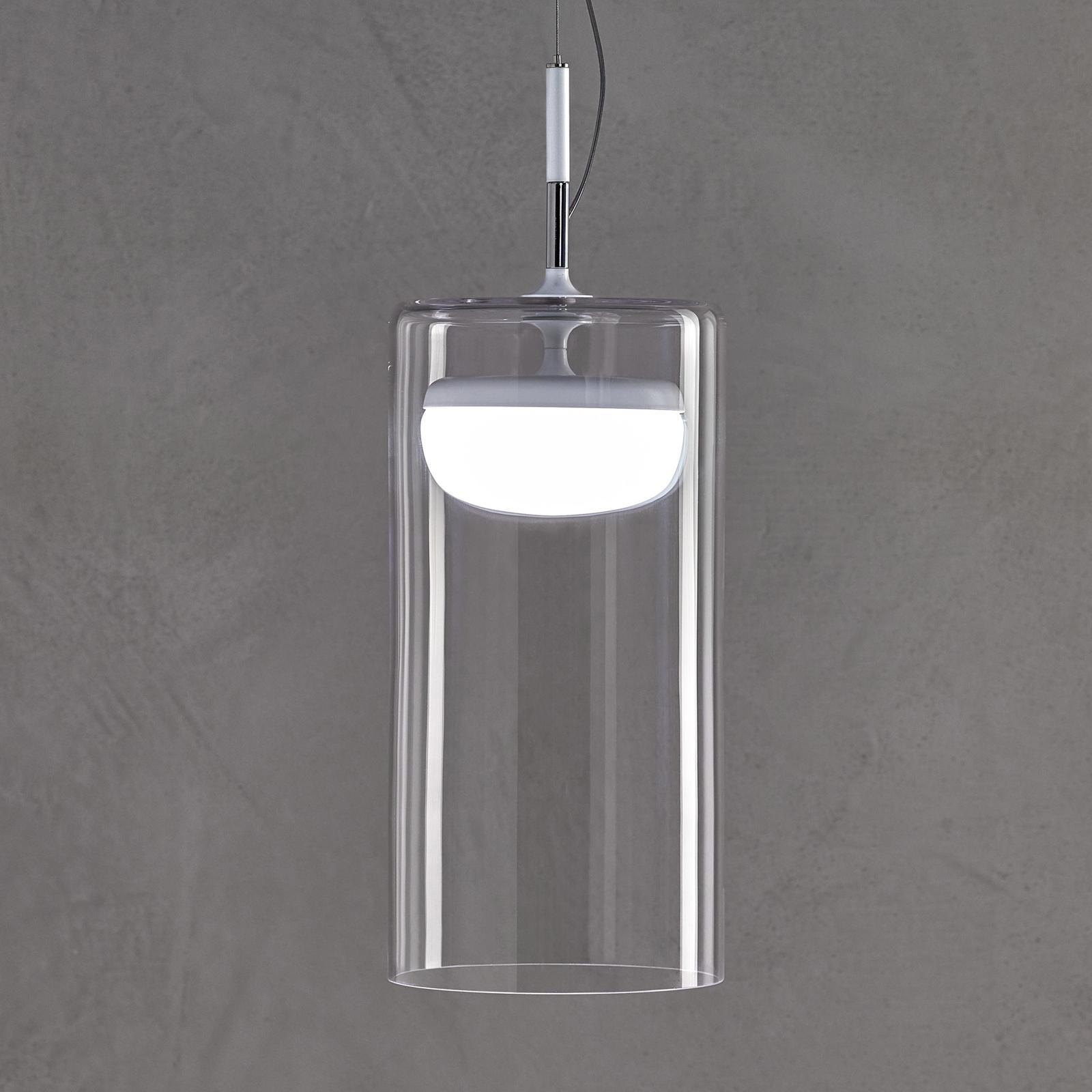 Prandina Diver LED-riippuvalaisin S3 valkoinen