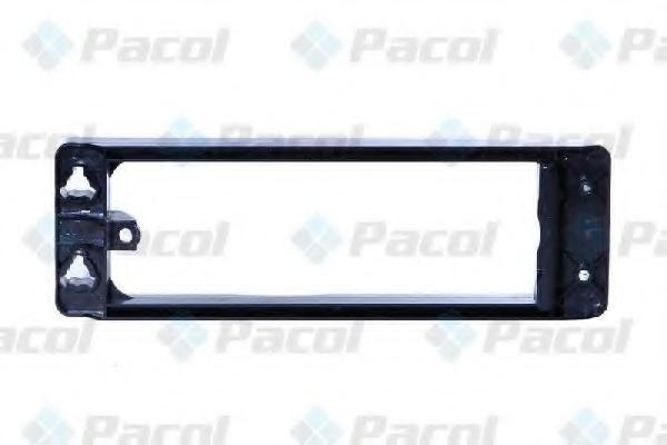 Kotelo, sumuvalo PACOL DAF-CP-006L