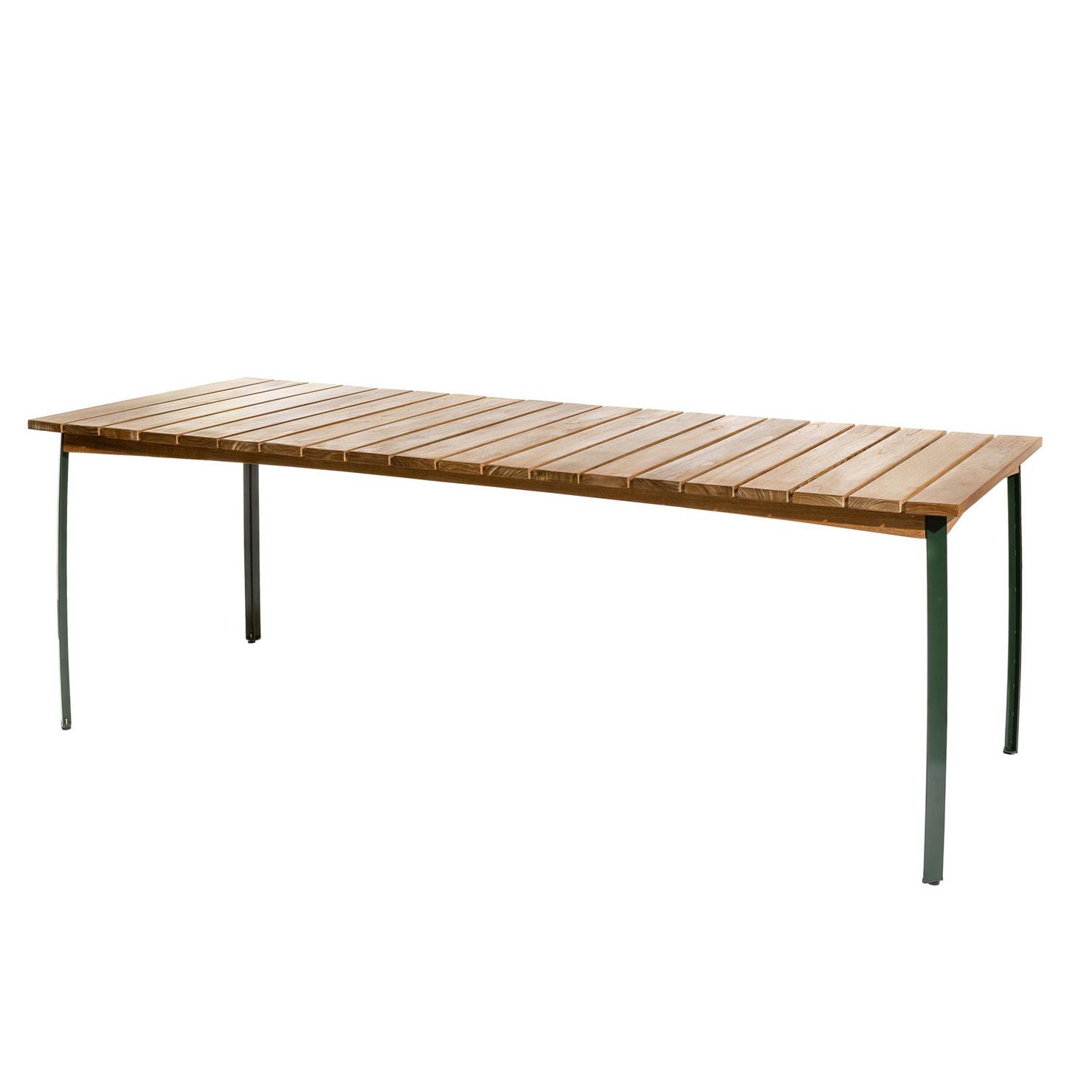 Kerteminde teakbord 200 cm, Skargaarden