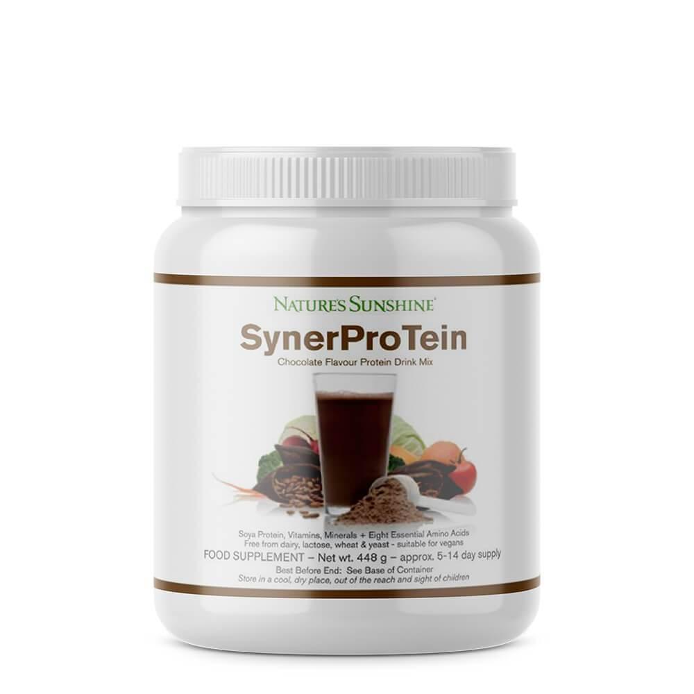 SynerProTein® Chocolate Single (448g Powder)
