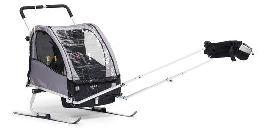 North 13.5 Roadster Skisett