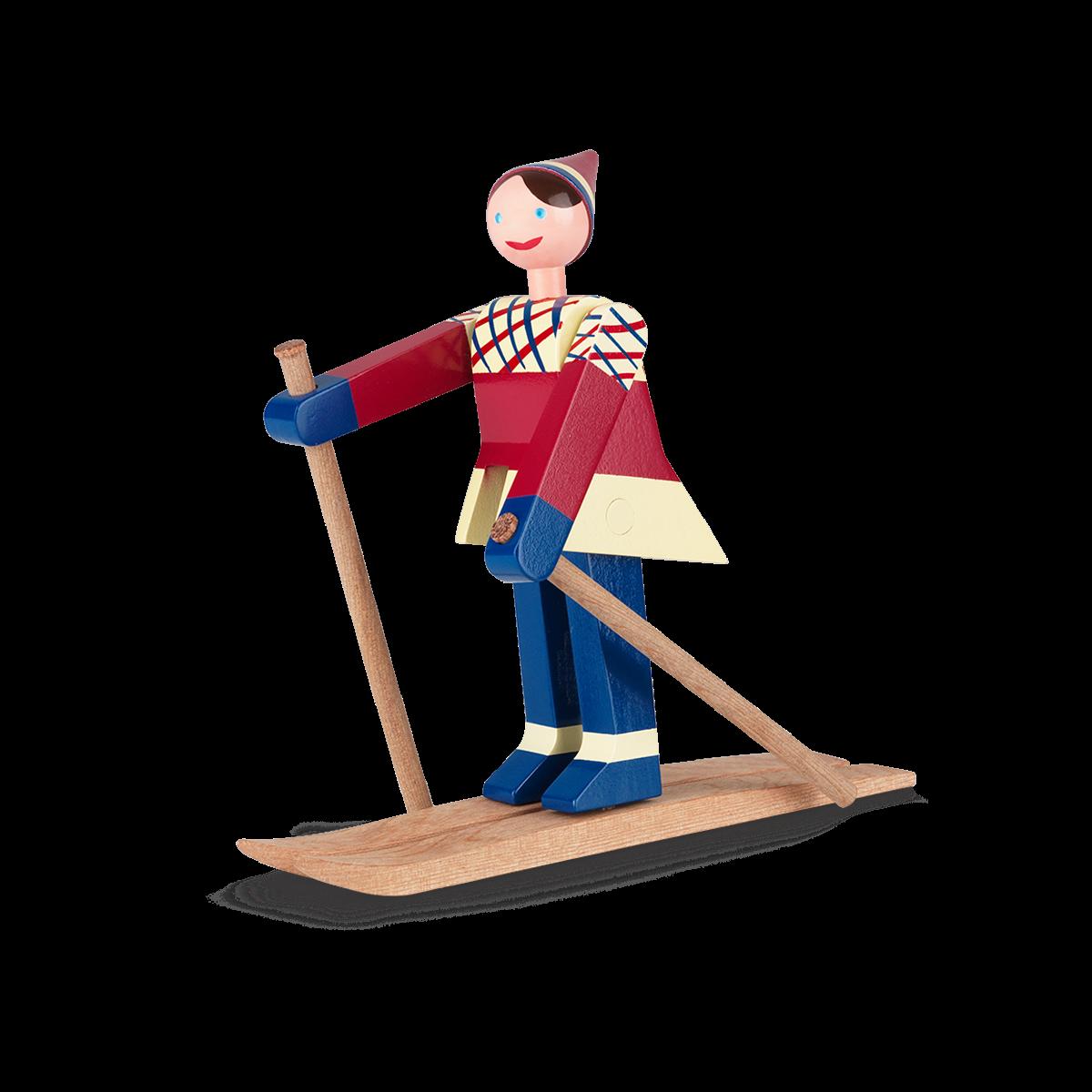 Kay Bojesen - Skiløber Girl (39411)