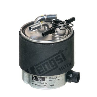 Polttoainesuodatin HENGST FILTER H344WK