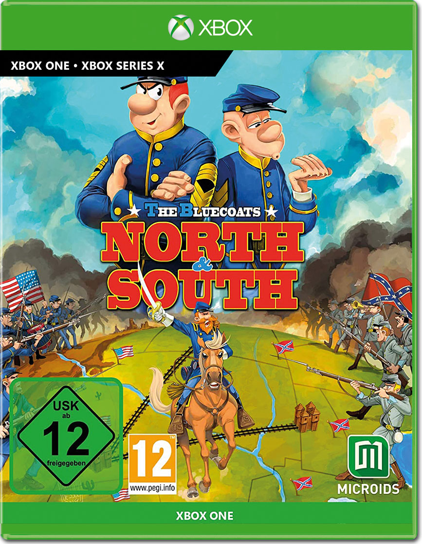 The Bluecoats: North vs South (Limited Edition)