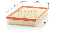 Ilmansuodatin MANN-FILTER C 36 188/1