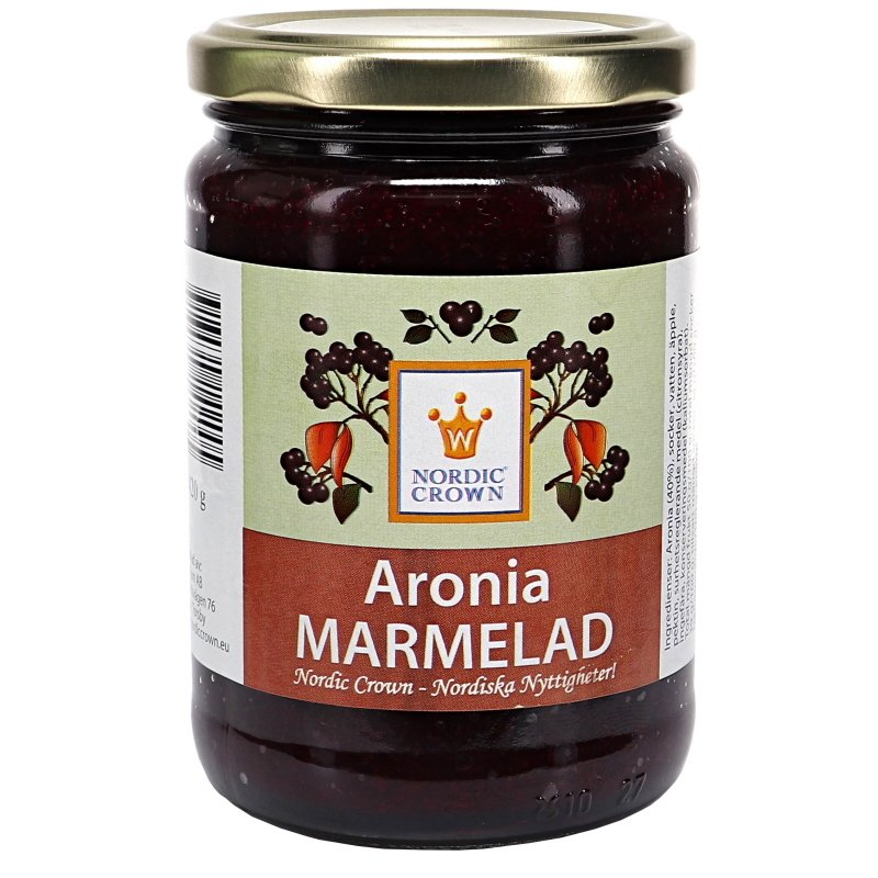 Aronia Marmelad - 51% rabatt