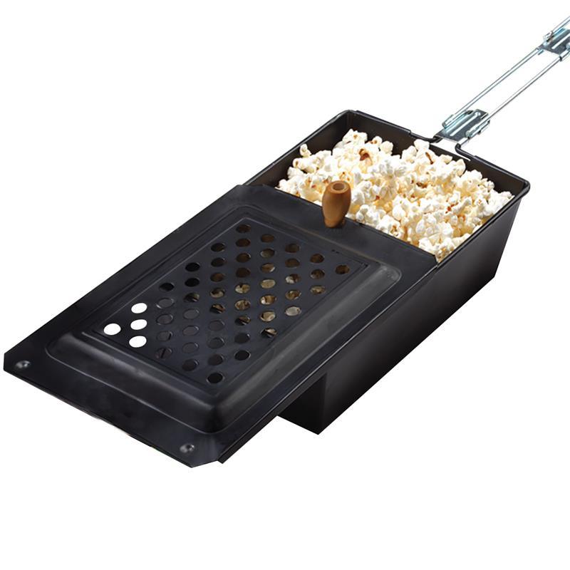 Coghlan's Popcorn Popper non-stick Perfekt popcorn rundt leirbålet