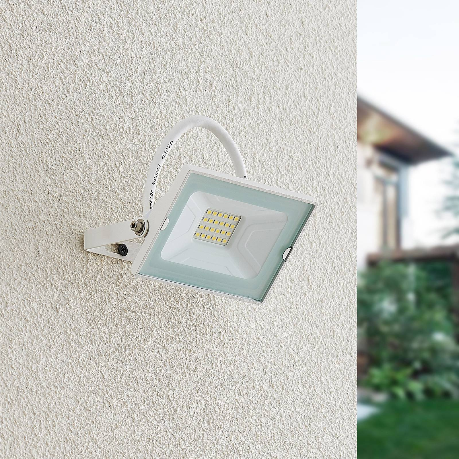 Lindby Aine - LED-kohdevalaisin valkoinen 7,7 cm