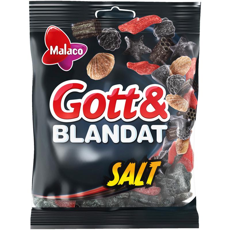 Gott & Blandat Salt - 22% rabatt