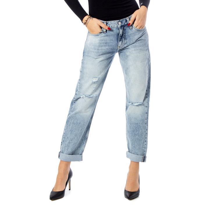 Calvin Klein Jeans Women's Jeans Blue 169915 - blue W25