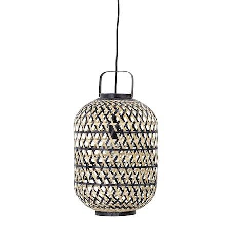 Pendant Lampe Multi-color Bambus
