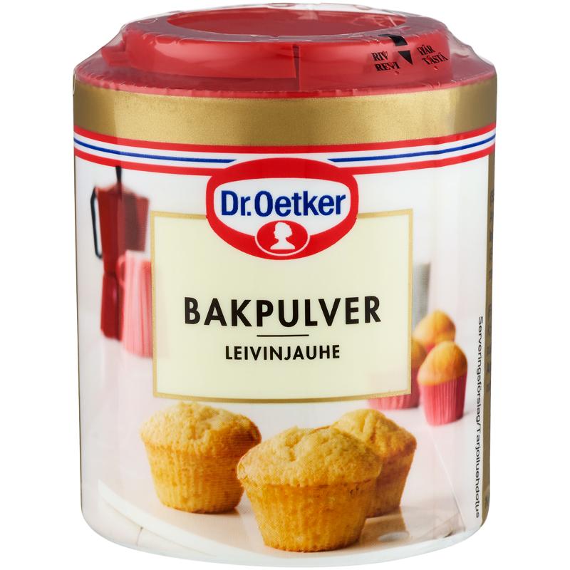 Bakpulver - 44% rabatt