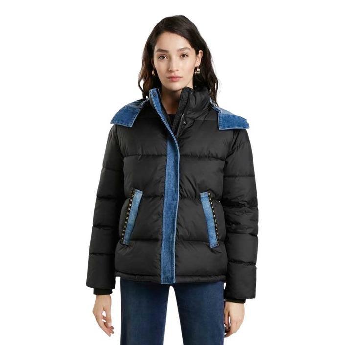 Desigual - Desigual Women Jacket - black S