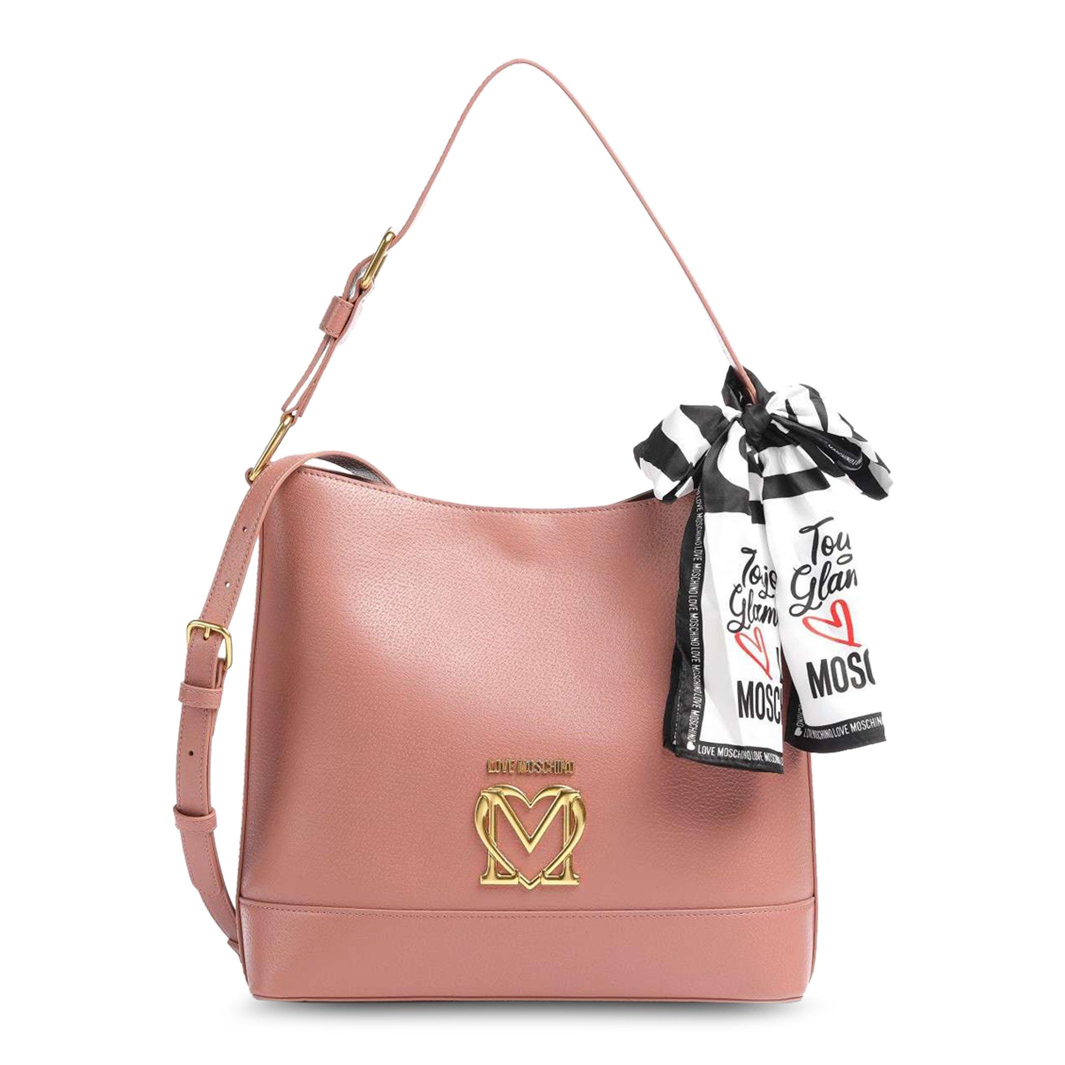 Love Moschino Women's Shoulder Bag Various Colours JC4211PP1DLL0 - pink NOSIZE