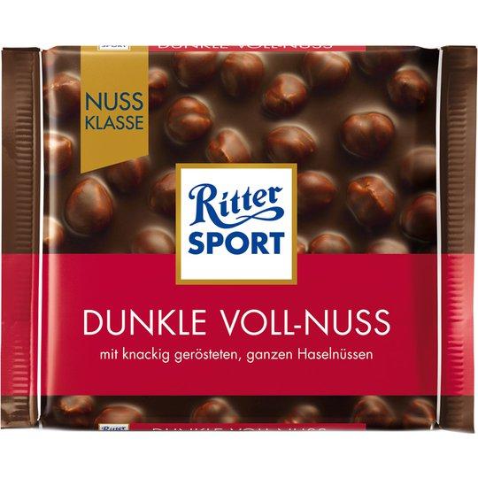 Mörk Choklad Hasselnötter 100g - 20% rabatt