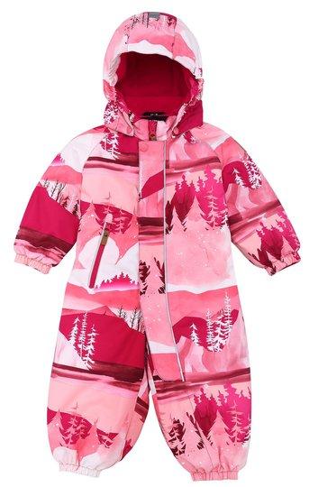 Reimatec Puhuri Vinterdress, Raspberry Pink, 86