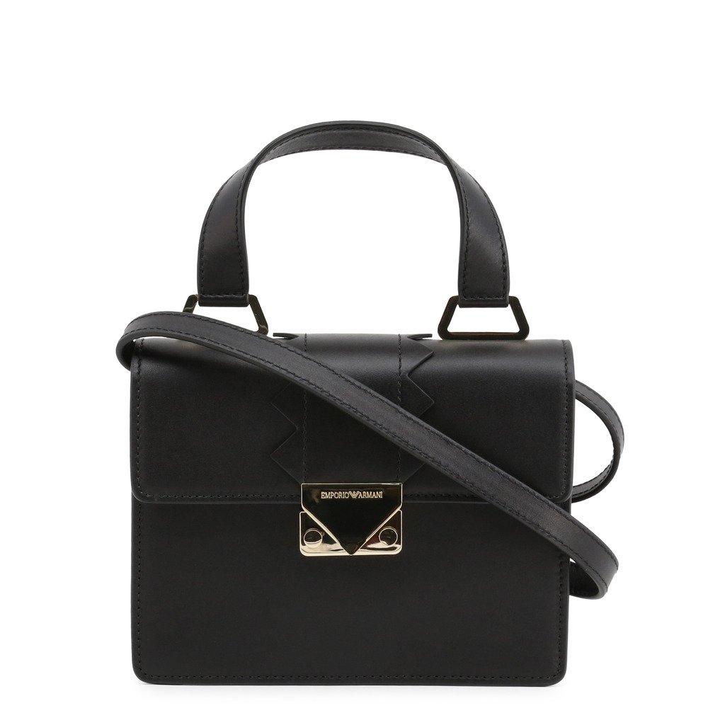 Emporio Armani Women's Crossbody Bag Black Y3B075-YDC3A - black NOSIZE