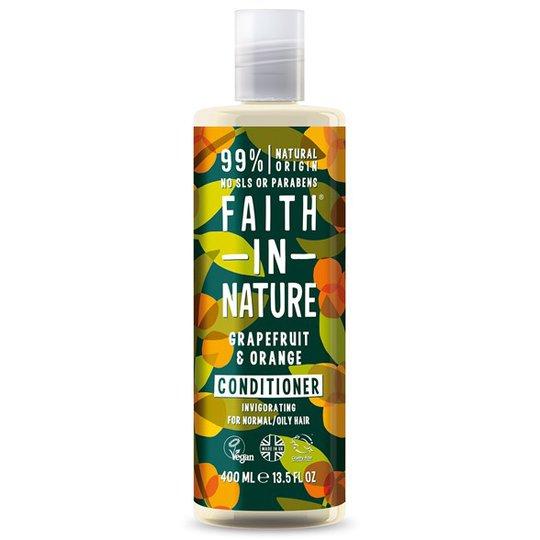 Faith in Nature Grapefruit & Orange Conditioner, 400 ml
