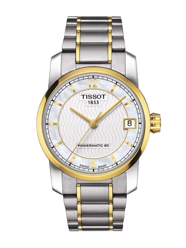 Tissot Titanium Automatic Lady T087.207.55.117.00