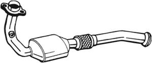 Katalysaattori, Edessä, RENAULT CLIO II, KANGOO, KANGOO Express, 7700430017, 7700844233, 7700844240, 8200160015