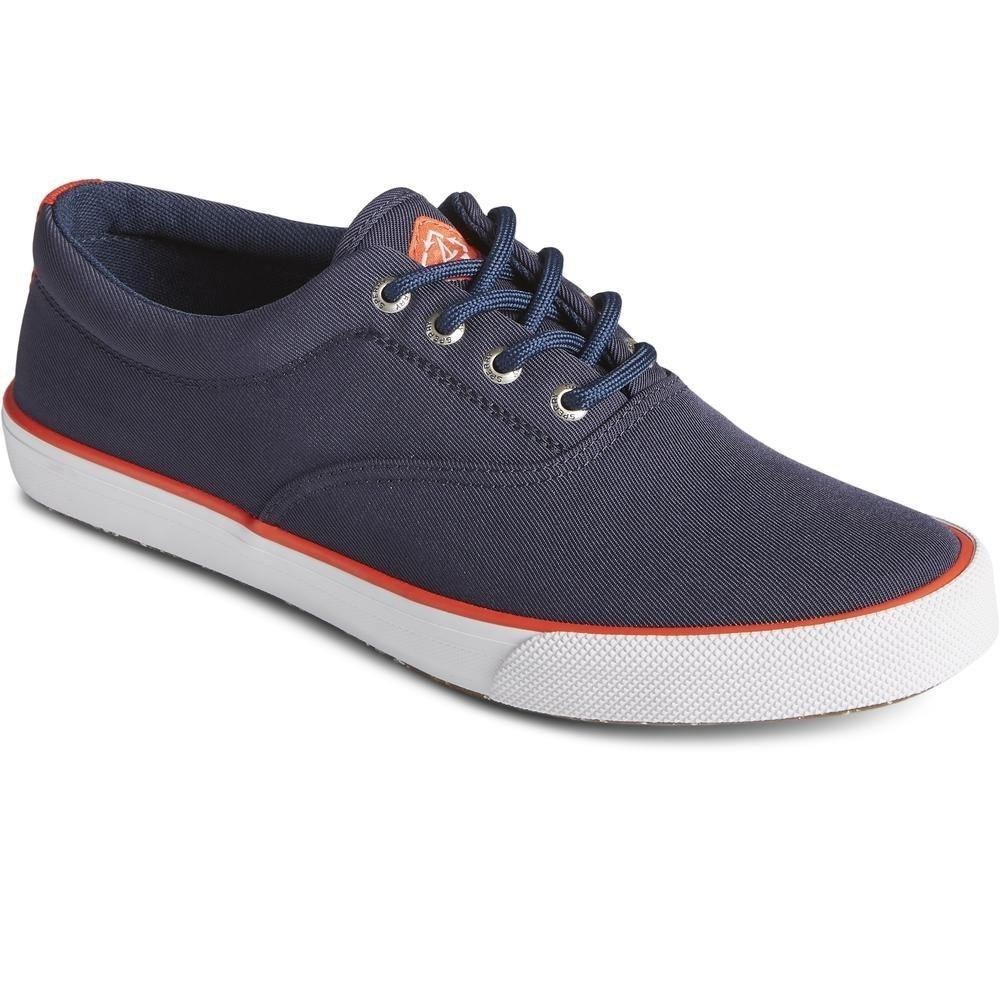 Sperry Men's Striper II Sustainable Lace Trainer Various Colours 32933 - Navy 7