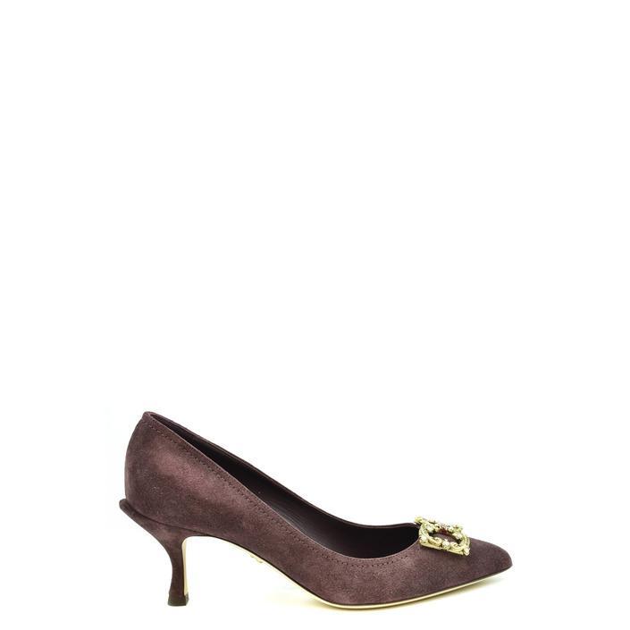 Dolce & Gabbana Women's Pumps Bordeaux 230970 - bordeaux 37.5