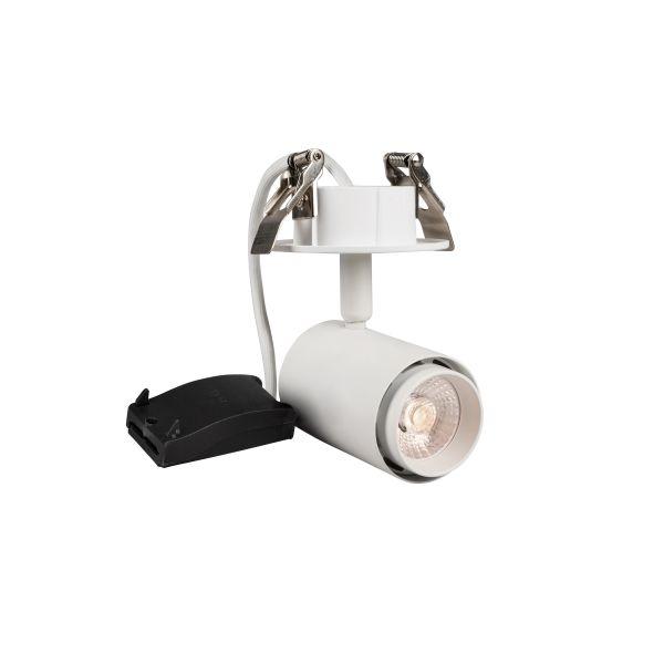 Hide-a-Lite Focus Spot Micro Spotlight hvit 2700K