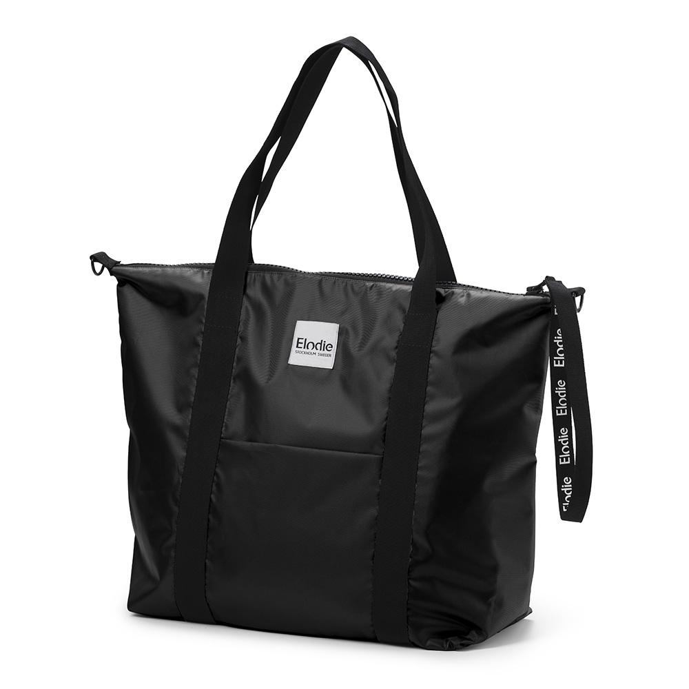 Changing Bag Soft Shell - Brilliant Black
