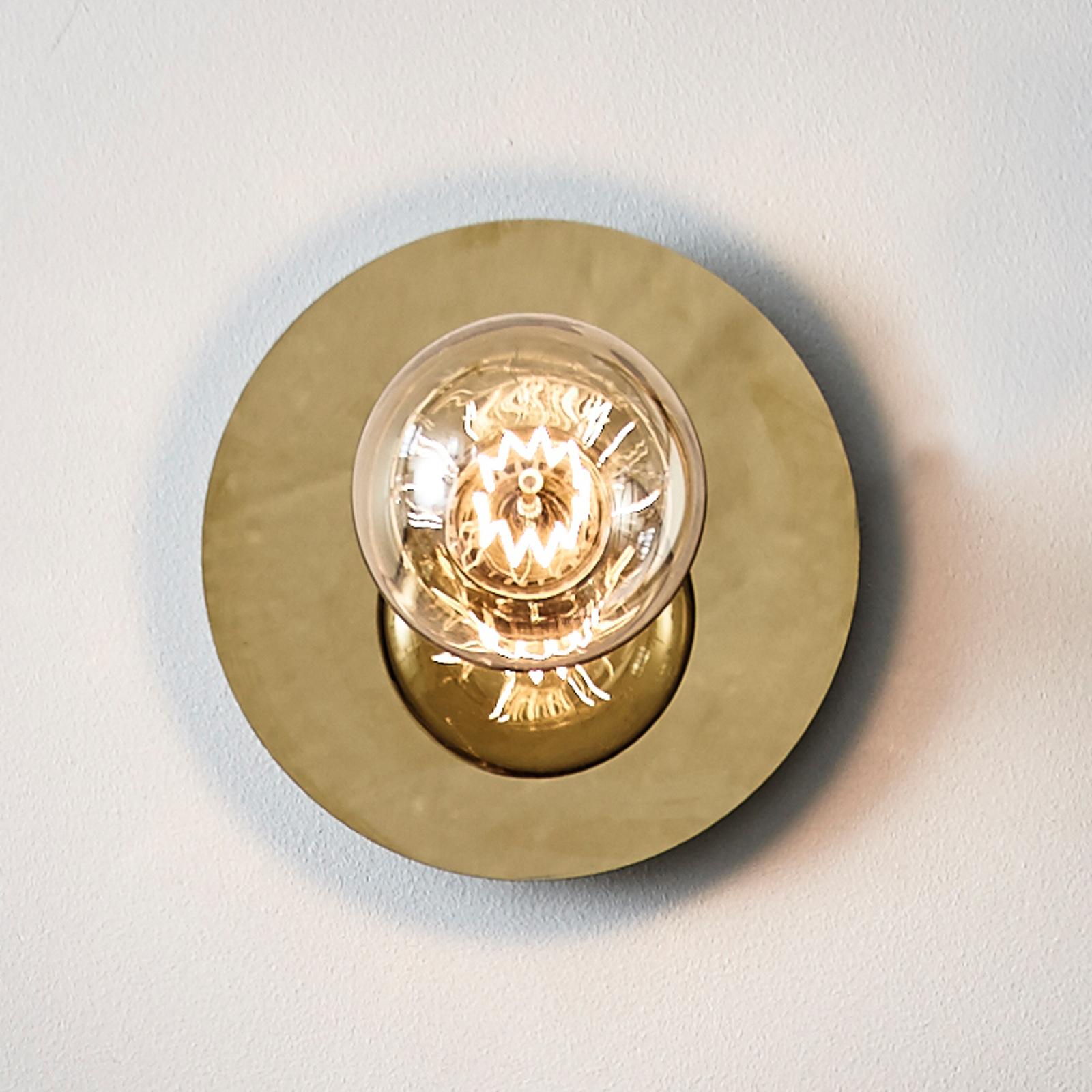 Pyöreä seinävalaisin Disc