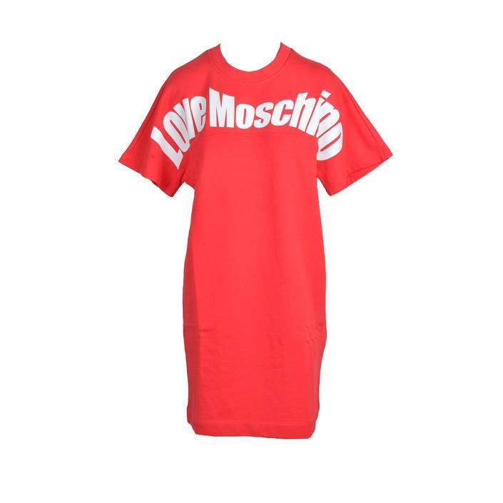 Love Moschino Women's Dress Red 321953 - red 40