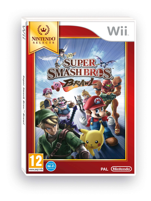 Super Smash Bros. Brawl (Selects)