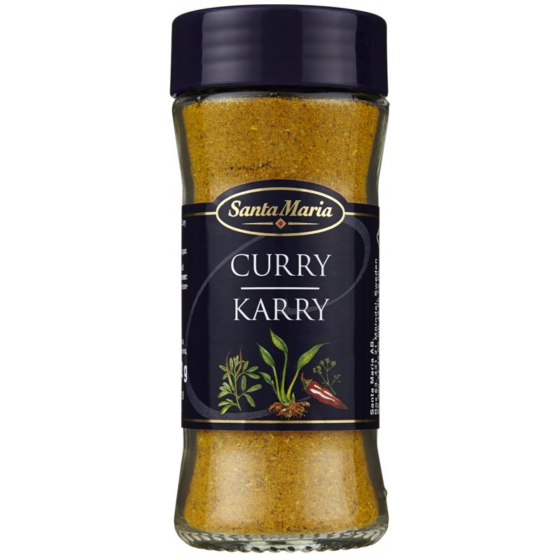 Curry 42g - 66% alennus