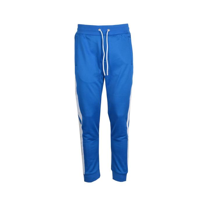 Bikkembergs Men's Trousers Light Blue 322652 - light blue M