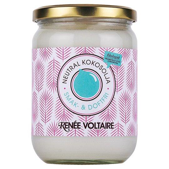 Renee Voltaire Neutral Kokosolja, 500 ml