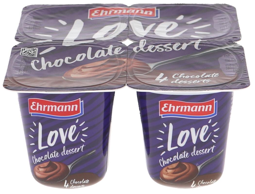 Chokladpudding 4-pack - 33% rabatt